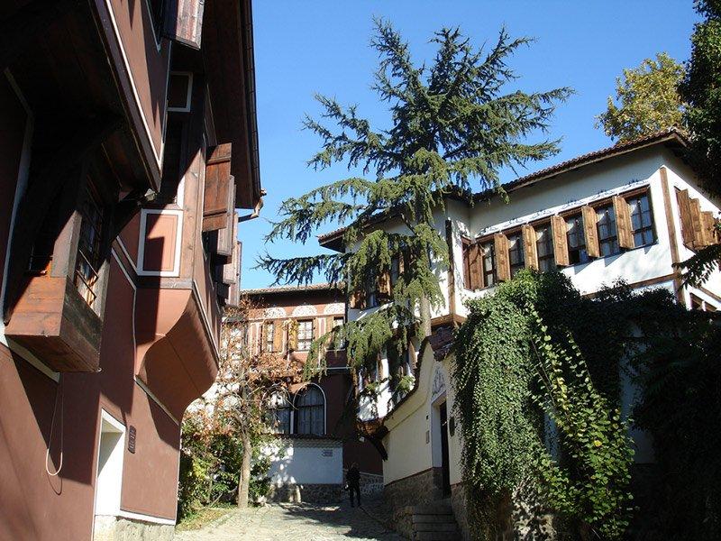 Stariya Grad Na Plovdiv Grad Plovdiv